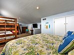 You'll find ideal accommodations for the whole family.