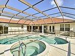 Your Punta Gorda paradise awaits at this 5-bedroom, 4-bath vacation rental home!