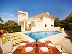 4 bedroom Villa in Salgados, Faro, Portugal : ref 5456096