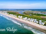 Ocean Ridge from the air