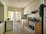 A fabulous and well equipped kitchen for guests to make some great foodie memories