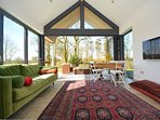 Stunning contemporary detached barn