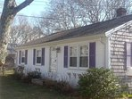 Adorable South Yarmoth vacation rental close to restaurants, shopping & beaches