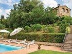 3 bedroom Villa in Monte Albino, Tuscany, Italy : ref 5548376