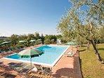 4 bedroom Villa in Taviano, Tuscany, Italy : ref 5540222