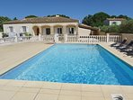 4 bedroom Villa in Remoulins, Occitania, France : ref 5539207
