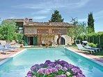 3 bedroom Villa in Lucardo, Tuscany, Italy : ref 5540192