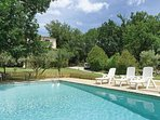 4 bedroom Villa in Méjannes-lès-Alès, Occitania, France : ref 5539211