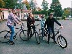 Book your bike rental on QUEBEC ORIGINAL TOURS