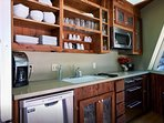 Open floor plan kitchen,  Perfect for the chef of every family