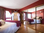 Master Suite comes with complimentary white plush robes