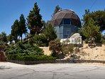 The Dome, Private Cul-de-sac & Two Driveways.