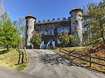 Step up your next Sevierville vacation at this vacation rental castle!