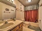 You'll love the privacy of having an en-suite bathroom.