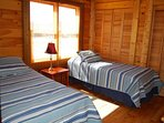 3rd Bedroom, Two Twin Beds, Upper Level