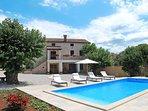 2 bedroom Villa in Sveti Ivan, Istria, Croatia : ref 5439142