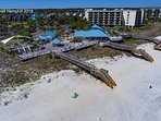 Litchfield by the Sea Beach Club with private beach access.