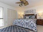 Comfortable Master Bedroom - On main living area - Enjoy!