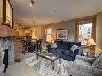 1 bedroom condo in Buffalo Lodge in the heart of River Run Village.