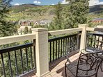 Unwind on your private balcony