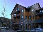 Condos in Arapahoe Lodge in Keystone