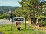 Frostfire Condominiums at Keystone Resort.