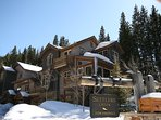 Settlers Creek Townhomes in Keystone, CO