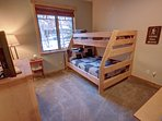 Bunk room for the kiddos