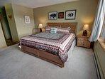 Master bedroom with ensuite bedroom