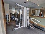 Springs fitness center.