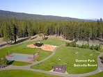 Dawson Park 5 Min Drive -