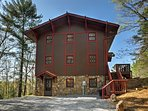 This 3-story getaway is the ultimate home-away-from-home!