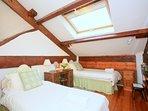 Bedroom 4 - Barn twin bedroom