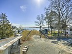 Just 1 mile away is a public boat ramp you can take advantage of!