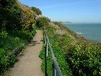 East Looe Coastal Walk to Millandreath