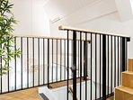 split level penthouse