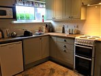 Recently fitted kitchen, good quality and well equipped