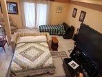 Living Room Sleeping Arrangements