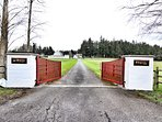 Mount Baker Farm Front Gates