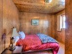 Guest bedroom #3 has a queen bed
