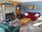 Lakeside living room #2