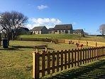 Donegal Boardwalk Resort playground closest to Villas