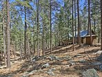 Book this vacation rental cabin for the ultimate Arizona getaway!