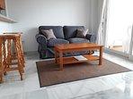 New comfortable sofa