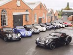 Malvern - the home of morgan cars