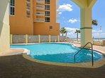 Celadon 2303-Pool 1, overlooking the Gulf
