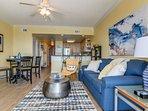 Boardwalk 905-Living Area