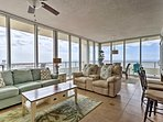 This 2-bedroom, 2-bathroom vacation rental condo is ideal for 6 travelers.