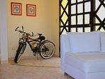 Bicicletas disponibles en alquiler