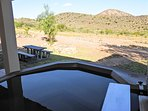 Springbok Self Catering Cottage  - Wood Fired Hot Tubs